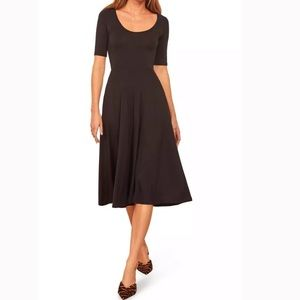 New Reformation Lilian Dress Size Medium